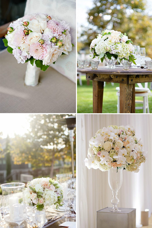 Floral design by Nancy Liu Chin, photos by Vero Suh Photography | junebugweddings.com