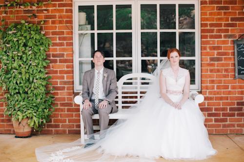 Real Wedding In York, Australia, Photos By Ben Yew