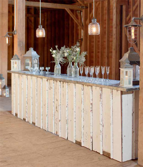 Vintage Wedding Furniture & Rentals By REvolve