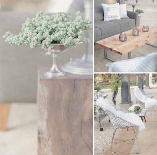 Wedding Decor Rentals: Vintage Wedding Furniture & Rentals By REvolve