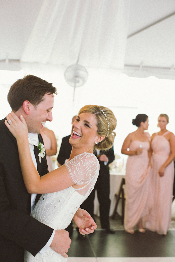 wedding at The William Aiken House in Charleston, South Carolina with photos by Paige Winn Photo | via junebugweddings.com