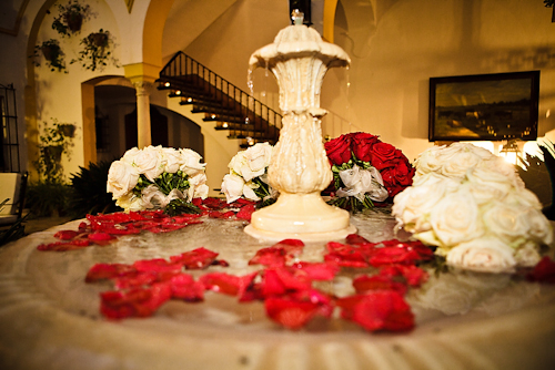 Spanish style wedding in Sevilla with photos by Limelight photography | junebugweddings.com