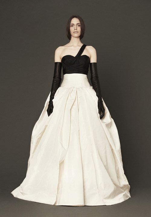 Wedding vera wang wedding dresses for White vera wang wedding dresses