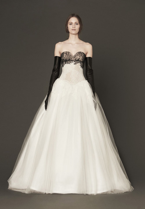Vera wang wedding dresses spring 2014 collection junebug weddings junglespirit Image collections