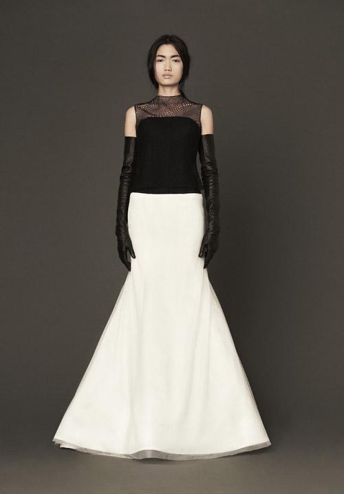 Vera Wang Wedding Dresses Spring 2014 Collection Junebug Weddings