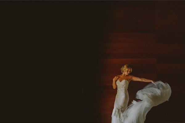 wedding at Fairmont Mayakoba Hotel in Playa Del Carmen, Mexico, photo by Fer Juaristi | via junebugweddings.com