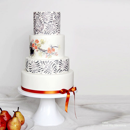 Modern Wedding Cake Stands By Sarahs