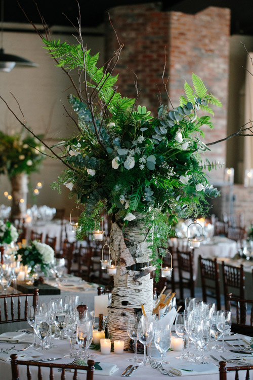 Woodland Inspired Brooklyn Wedding Junebug Weddings