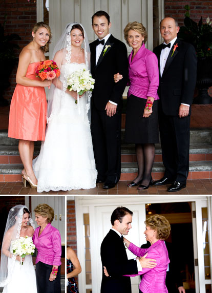 La Vie Photography, Govenor Christine Gregoire's daughter's wedding in Olympia, Washington