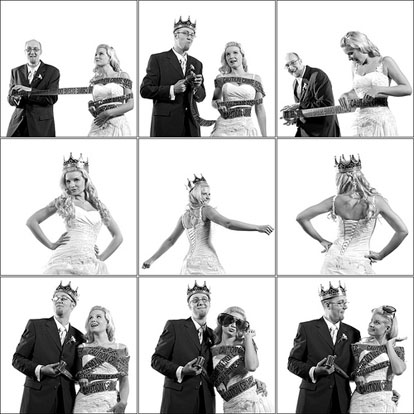 wedding photo booth image by Studio ATG