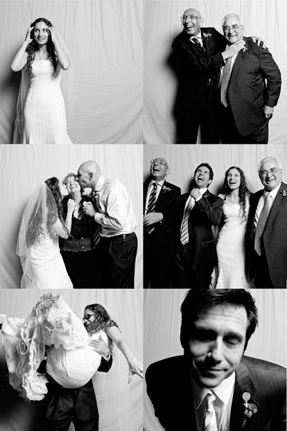 wedding photo booth image by Kenny Pang Photography