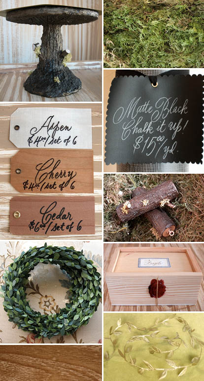 Woodsy Wedding Details And Decor From Bell Occhio Junebug Weddings