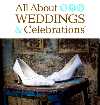 All About Weddings and Celebrations bridal shoe clearance sale
