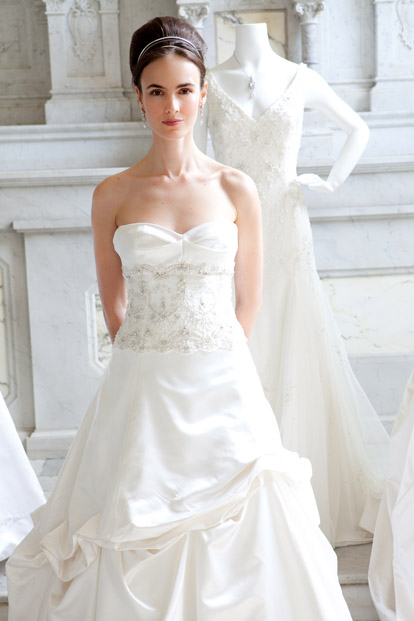kirstie kelly couture wedding gowns images by junebug weddings