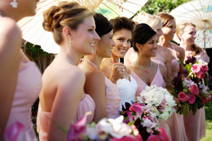 Choosing your maid of honor and bridesmaids for your wedding, Image by Ira Lippke Studios