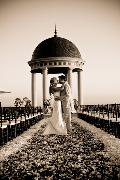 Real Wedding at The Resort at Pelican Hill, Newport Beach, California, image by Jay Lawrence Goldman