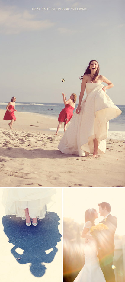 Summer wedding images by Stephanie Williams Photography