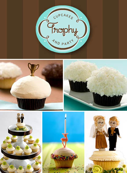 Seattle's Trophy Cupcakes, wedding cupcake and party store