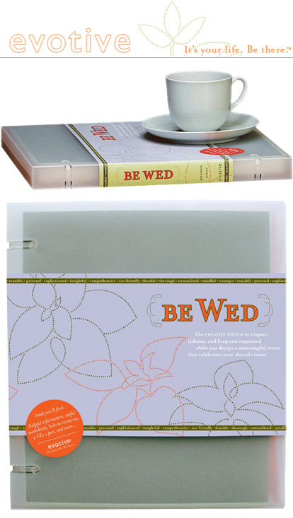 Be Wed planner and wedding organizer from Evotive