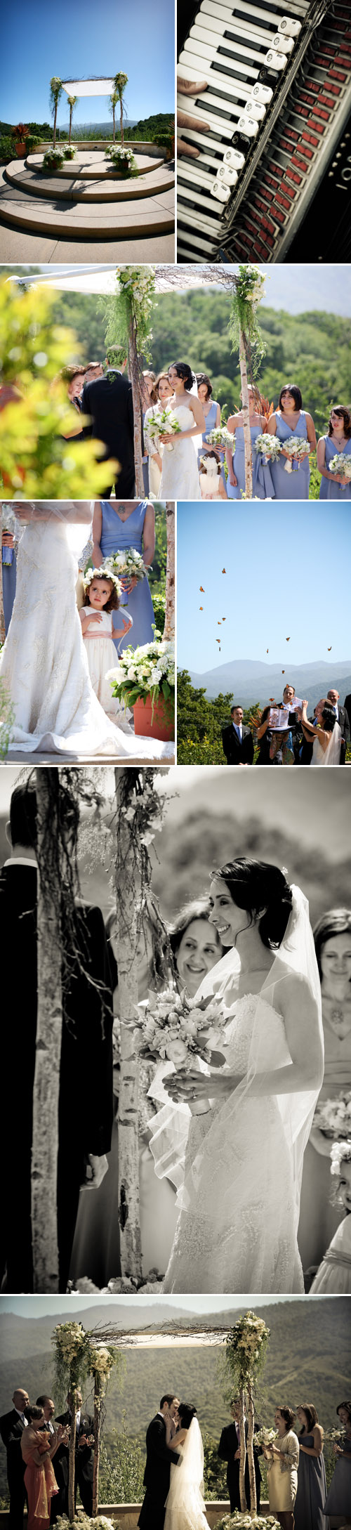 Persian and Western real wedding at Carmel Valley's Holman Ranch, photos by Alisha and Brook Photography