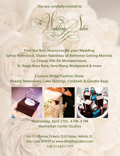 The Wedding Salon
