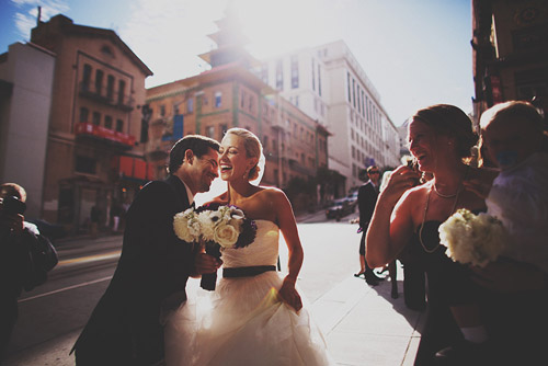 Winning photo from Junebug Weddings' Best of the Best 2011 by Erik Clausen of Poser:Image