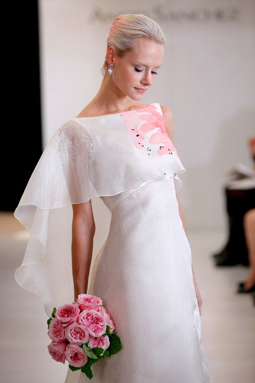 Angel Sanchez 2012 Wedding Dress Collection | Junebug Weddings