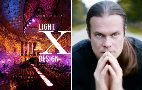 amazing wedding lighting design by Bentley Meeker from his Light X Design book
