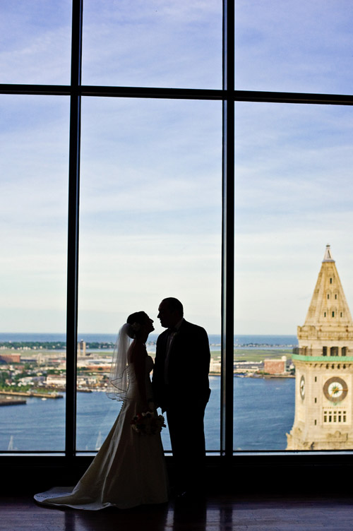 bright and colorful boston wedding style, photos by Kate McElwee Photography
