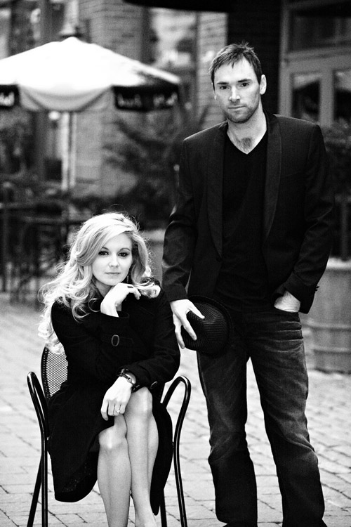 Charlotte North Carolina Engagement Photos Inspired By Faith Hill And Tim McGraws Music Video Lets