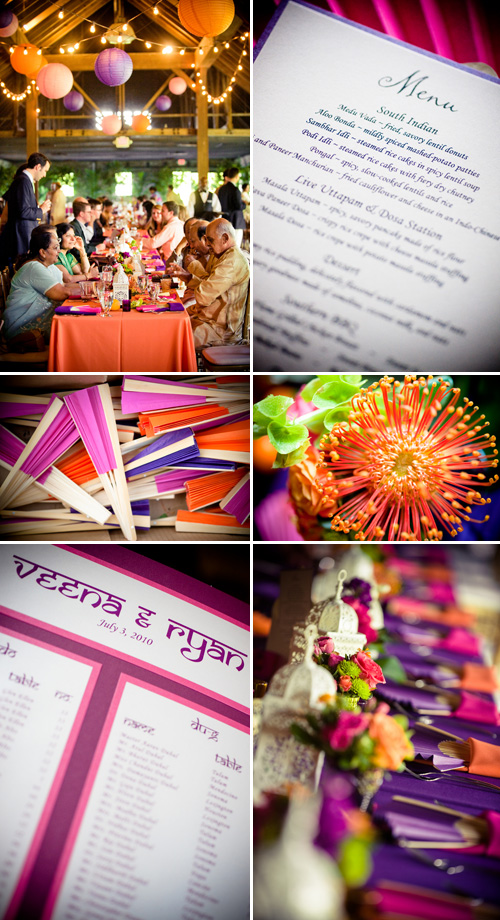 Lush South Asian And American Wedding Style
