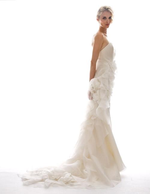 Transporting Wedding Dress For Destination Wedding : Elizabeth fillmore fall wedding collections junebug