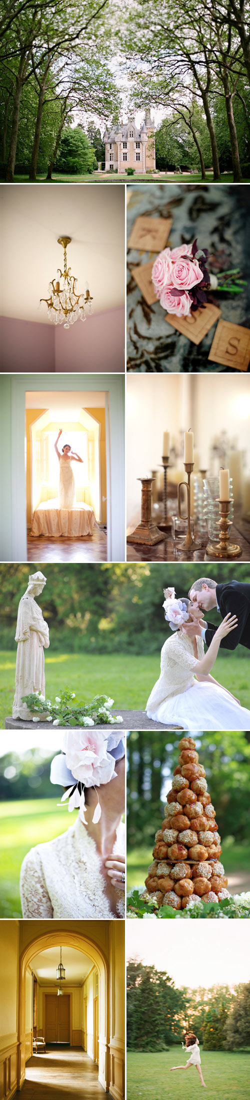inspirational wedding photos from Elizabeth Messina's A Lovely Workshop