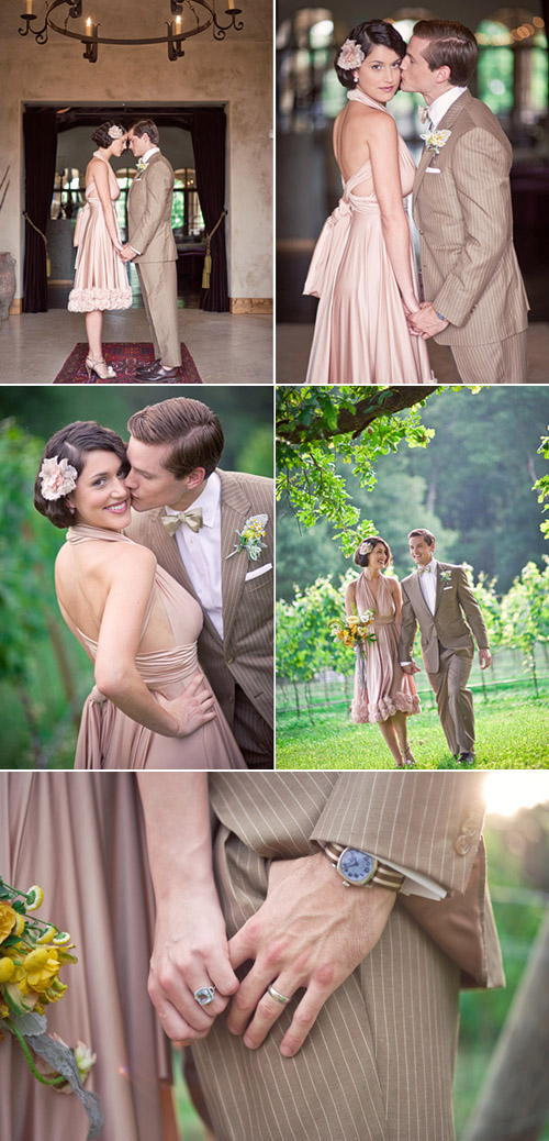 pretty wedding photo shoot for Atlanta Weddings magazine, images by Harwell Photography, styled by Ginny Branch Stelling for Joy Thigpen