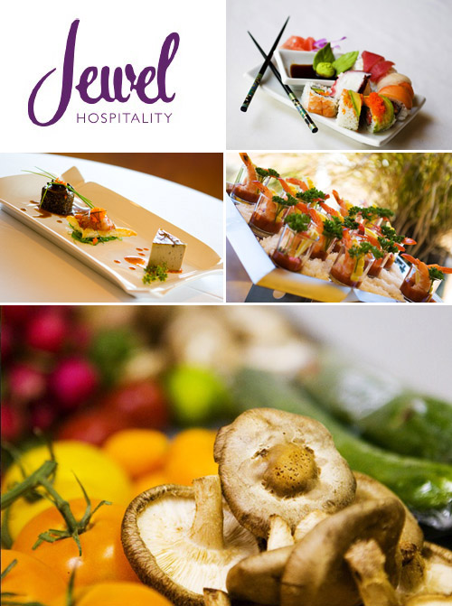 delicous catering, food and menus from Seattle based Jewel Catering and Hospitality