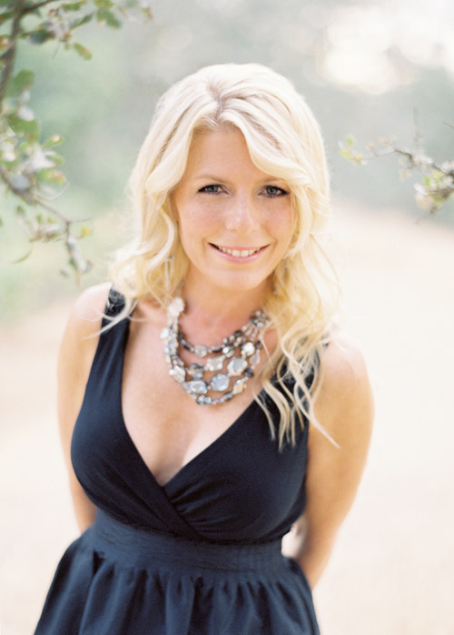Jill La Fleur of La Fleur Weddings and Events, top Santa Barbara wedding consultant