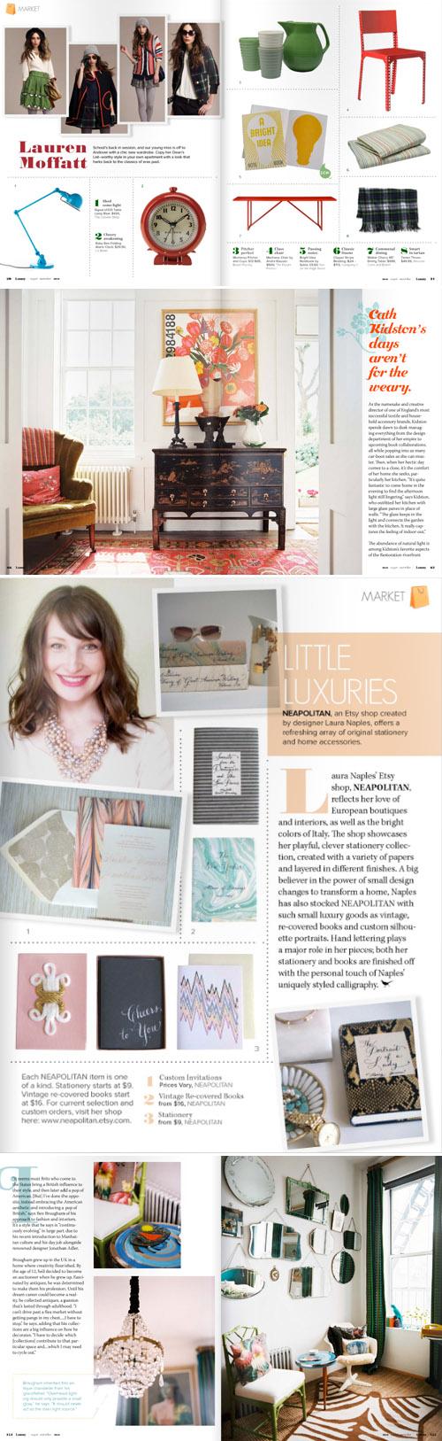 Home Decor Style Ideas from Lonny Magazine   Junebug Weddings