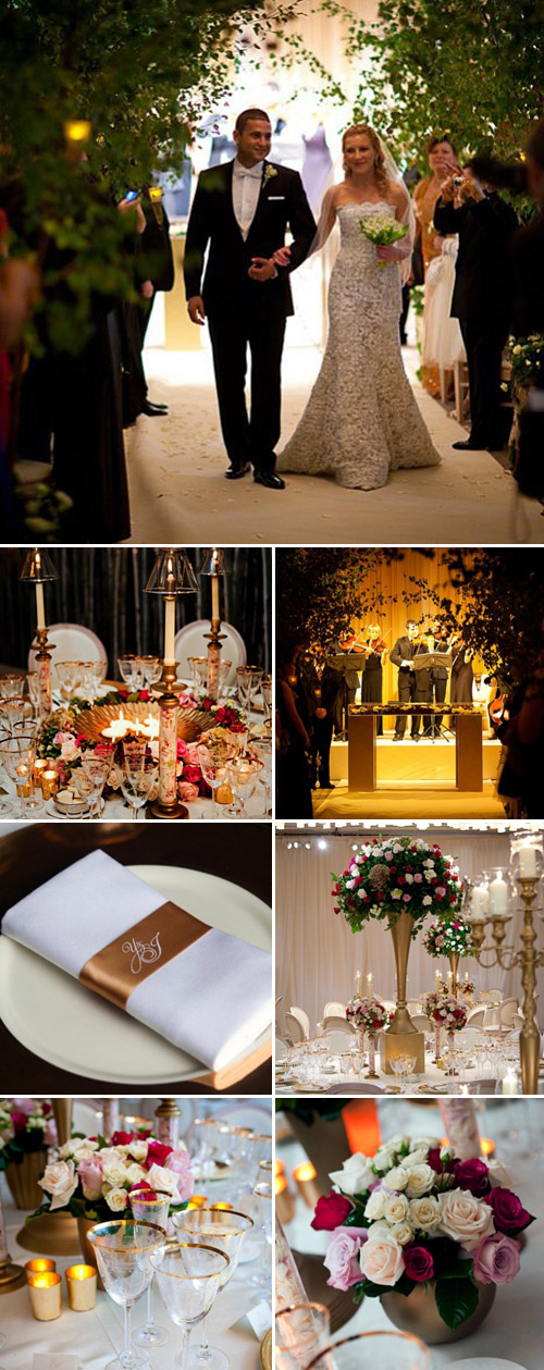 Mark Niemierko elegant autumnal wedding at The Grove Hotel, Hertfordshire, photos by Allora Visuals