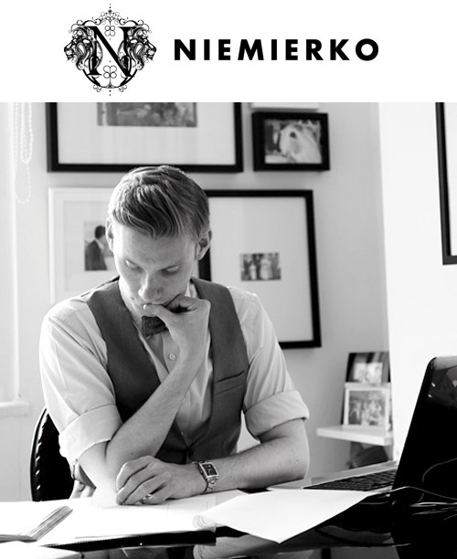 top luxury wedding planner in London, Mark Niemierko
