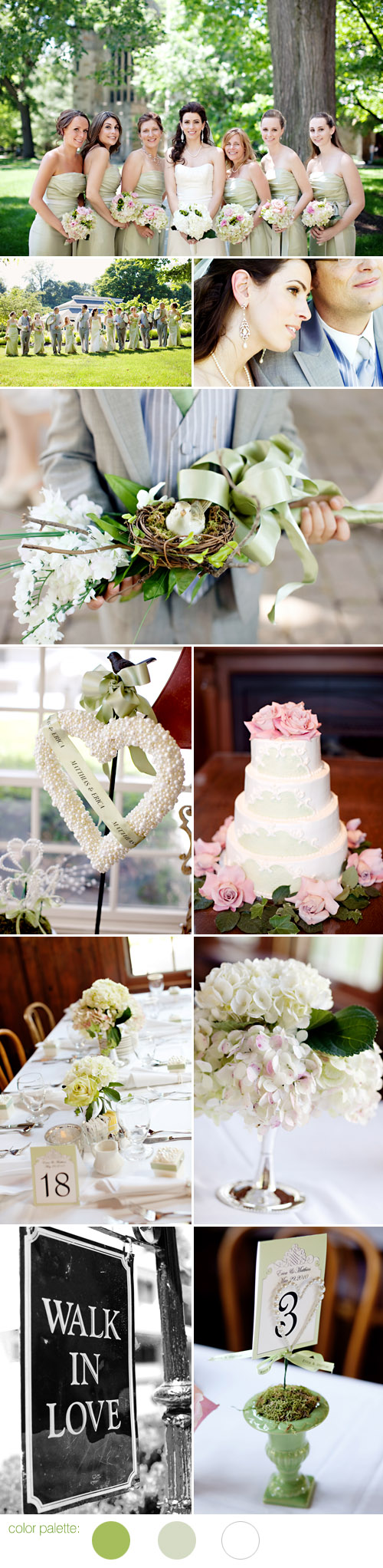 Michigan garden wedding style, Wellers Carriage House, photos by Jen Lynne Photography