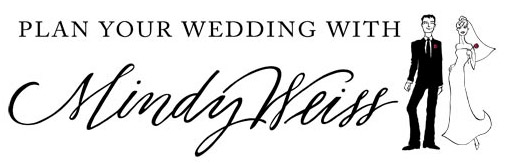The new Mindy Weiss iPhone wedding planning app!