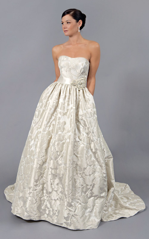 Dresses for weddings 2012