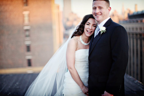 Modern New York City Wedding At Studio 450 Photos By Alison Conklin Photography