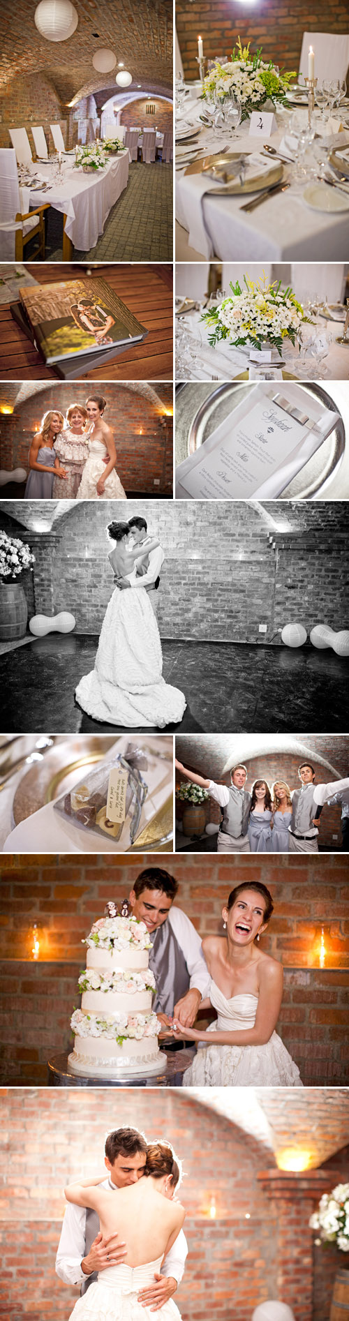 Vineyard white and silver wedding at Palmiet Valley Estate in Paarl, South Africa, photography by Rensche Mari