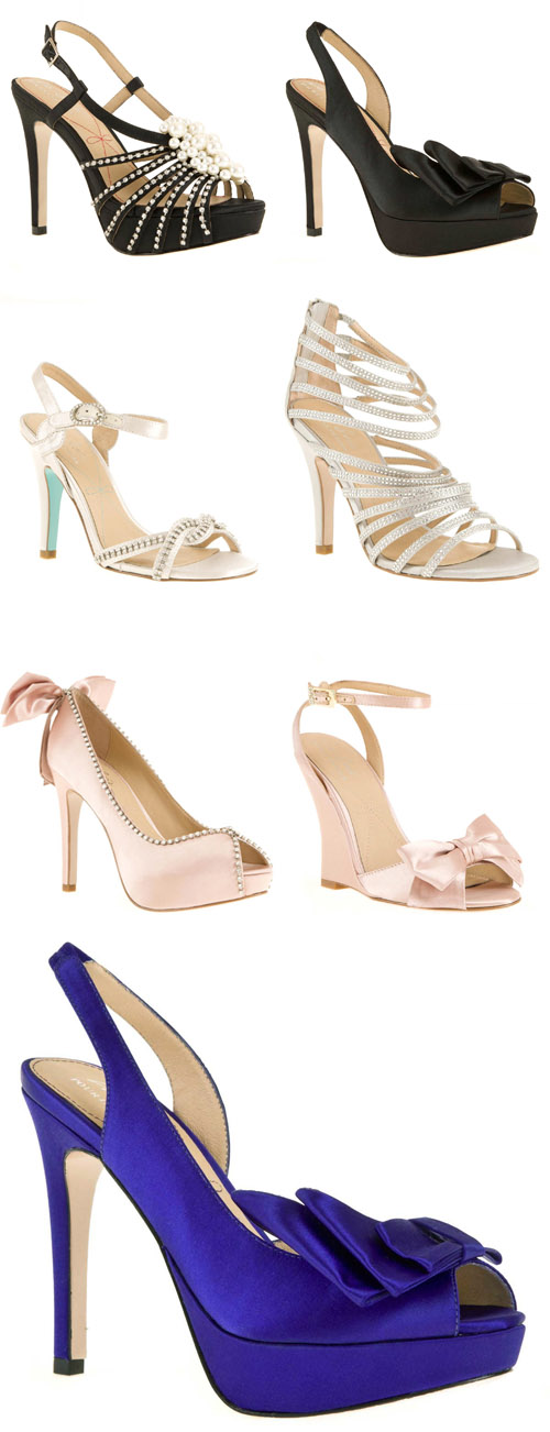 Pour La Victoire bridal shoe collection giveaway - stylish wedding shoes