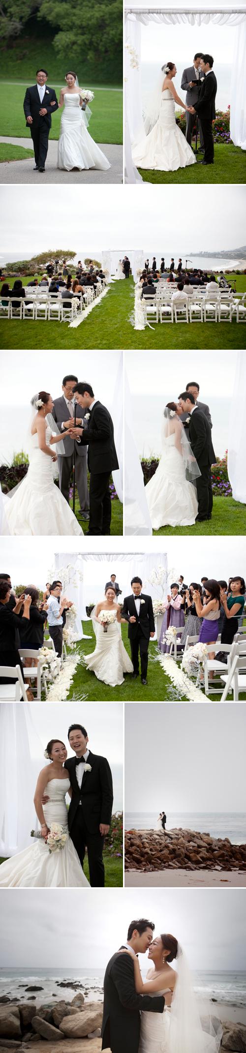 Wedding at The Ritz-Carlton Laguna Niguel | Junebug Weddings