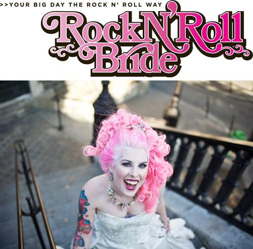 Top Wedding Blog Posts from Rock n Roll Bride | Junebug Weddings