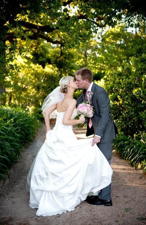 romantic South Africa real wedding, images from Christine Meintjes