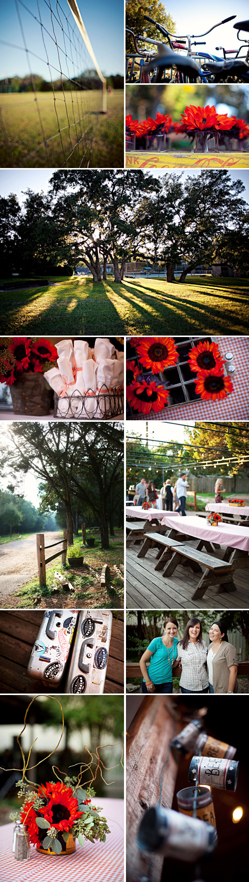 rustic texas per-wedding BBQ at T Bar M Resort New Braunfels, TX, photos by ee Photography