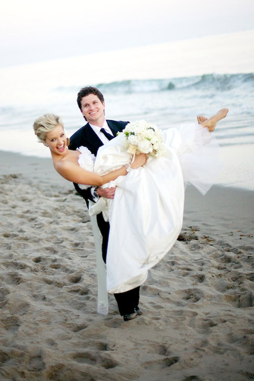 destination wedding at the Four Seasons Hotel in Santa Barbara, California, photos by BB Photography